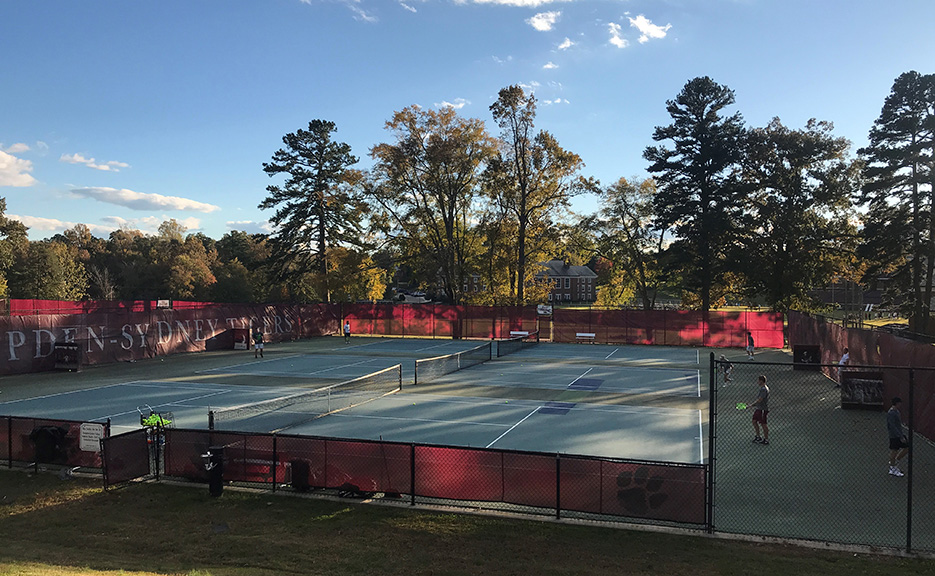 H-SC Tennis Courts