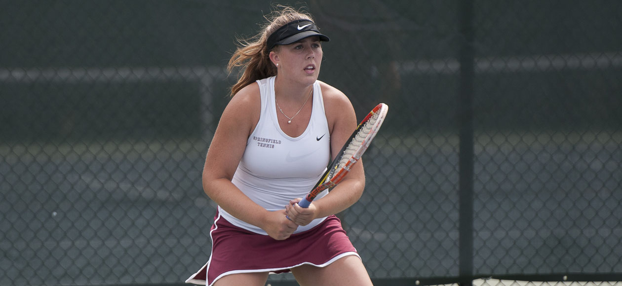 Women's Tennis Outlasts Johnson & Wales, 5-4, In Fall Home Finale