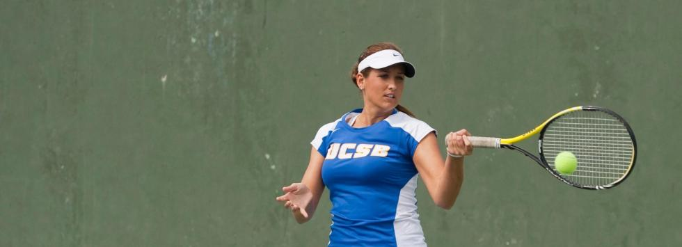 Women's Tennis Concludes Gaucho Classic on High Note