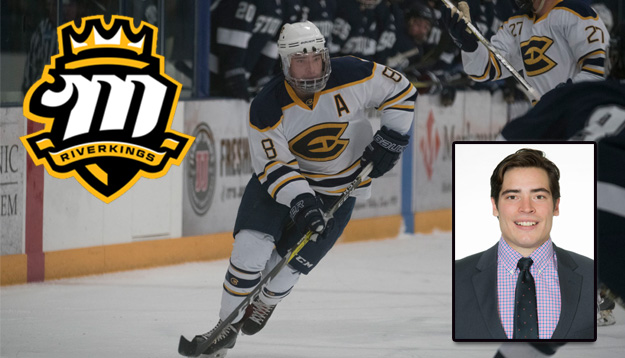 Wolter signs with SPHL's Mississippi RiverKings