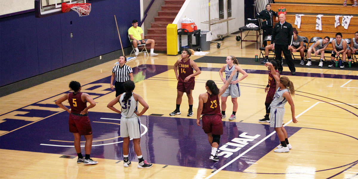 Poets battle Linfield at Oxy Tournament
