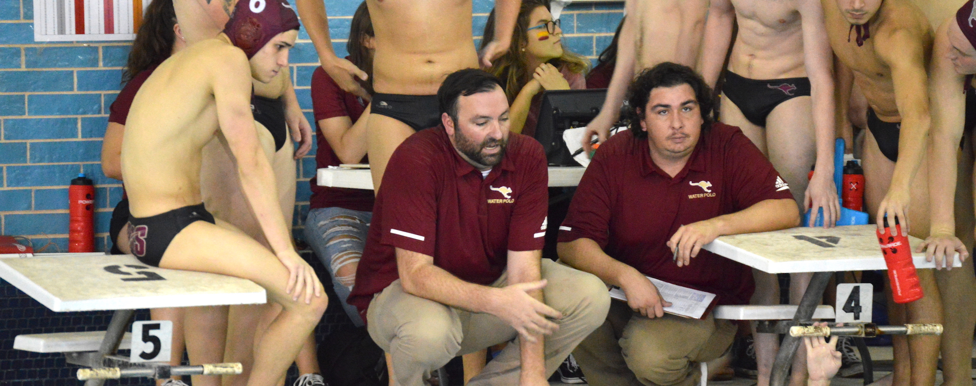 'Roo Water Polo Falls to La Verne