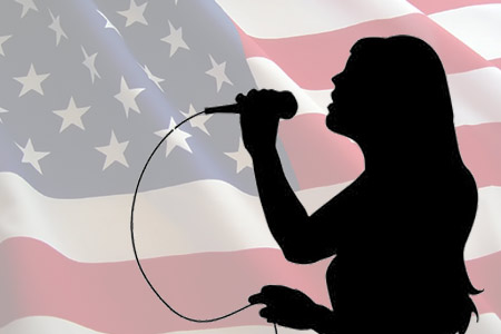 Want to sing the national anthem or perform at halftime?