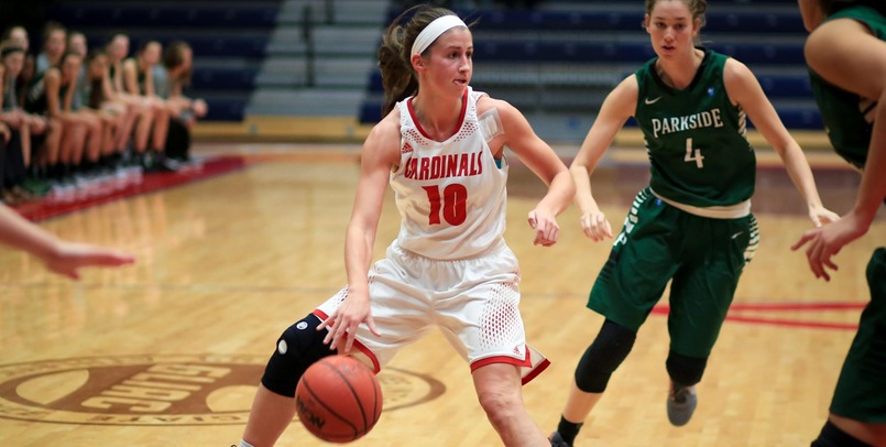 Anna Hall had a career-high 13 rebounds, adding eight points, four assists and two steals in the team's quarterfinal victory over Northern Michigan...