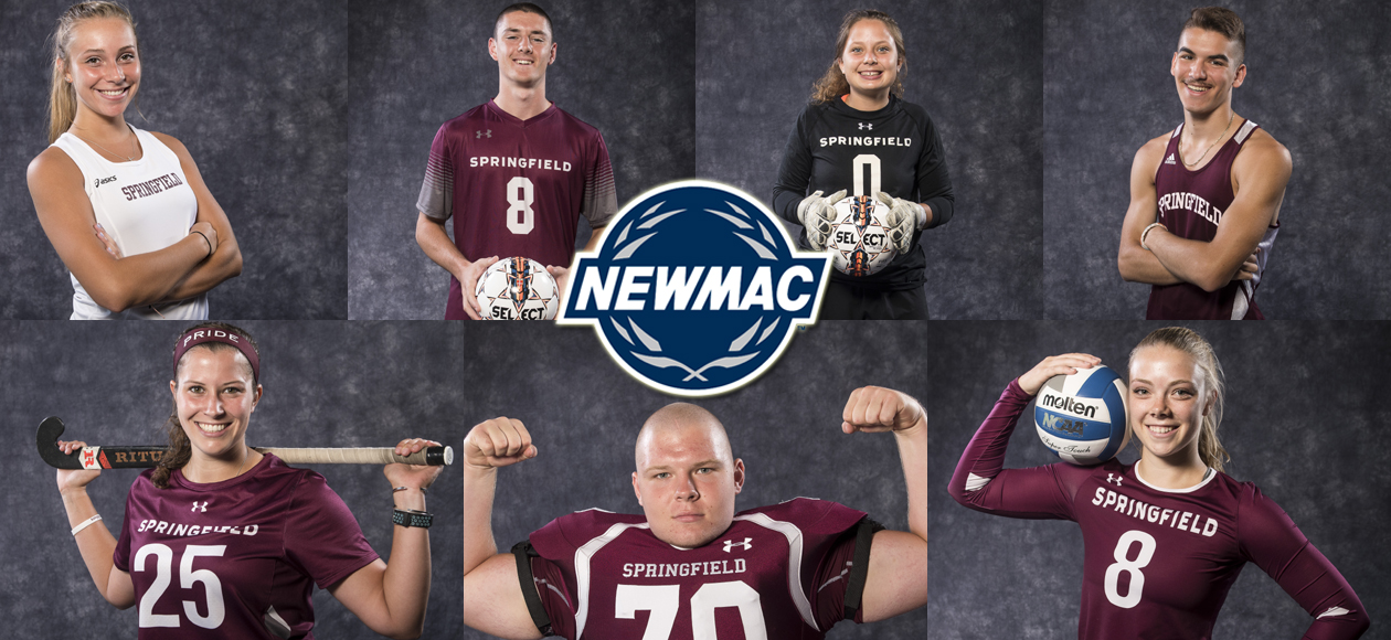 59 Fall Student-Athletes Earn NEWMAC Academic All-Conference Recognition