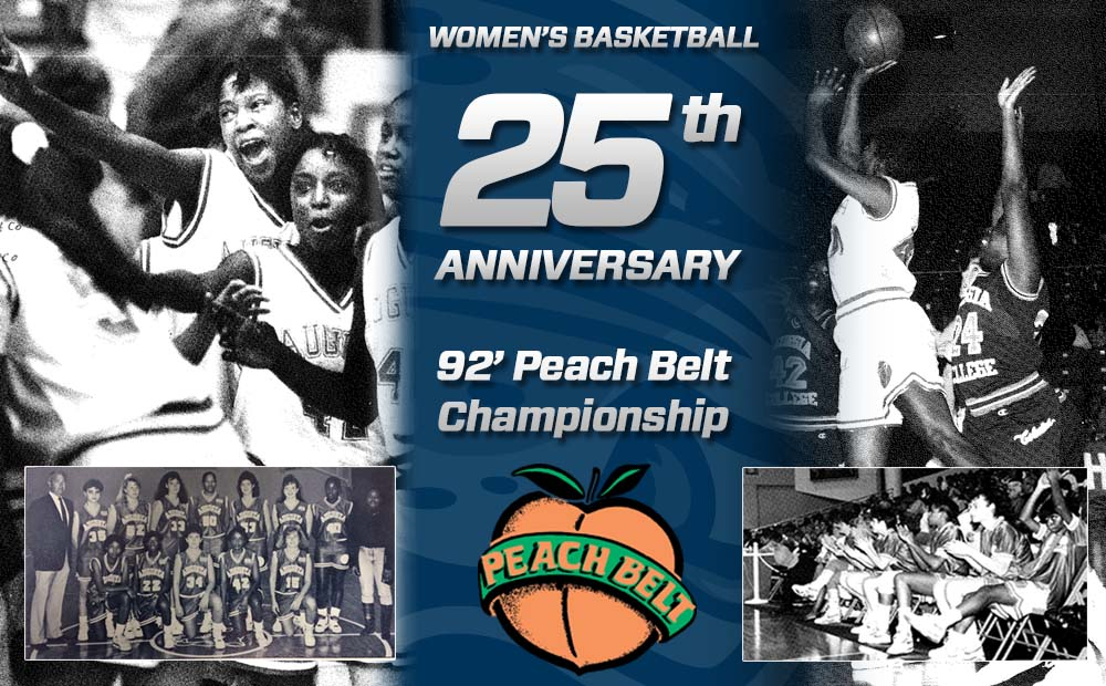 Women's Hoops To Celebrate 25th Anniversary Of First PBC Championship During Homecoming Weekend