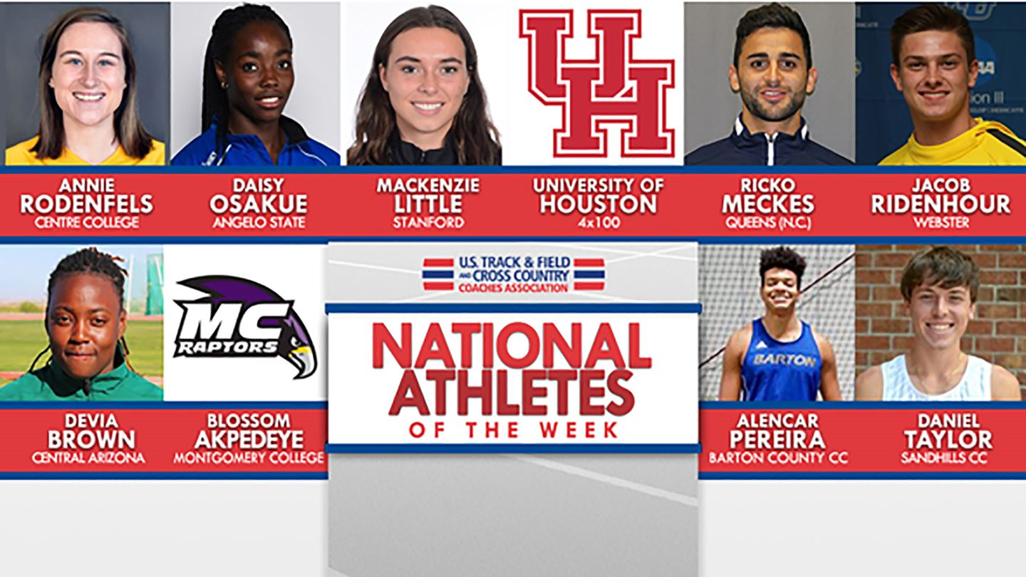Ridenhour Earns National Honors
