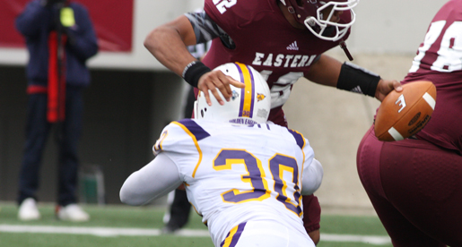 Colonels grab 24-10 victory over Golden Eagles despite solid defensive outing