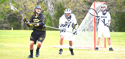 Men's Lacrosse falls to Colorado College
