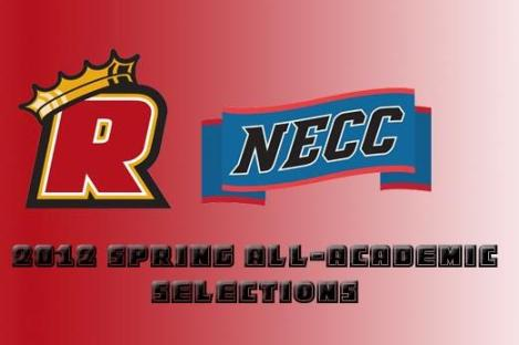 PRIDE PLACE EIGHT ON NECC ALL-ACADEMIC TEAMS