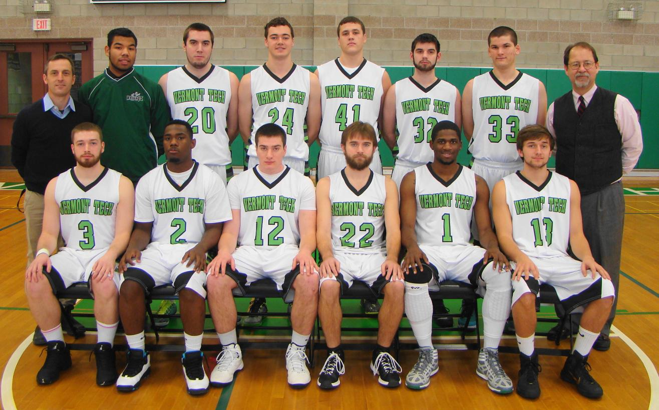 Kentucky Wildcats 2014 15 Men S Basketball Roster: 2014-15 Vermont Tech Men's Basketball Roster
