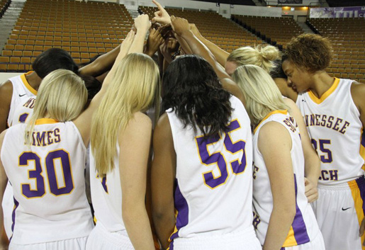 Women's basketball hosts Lee University in exhibition match
