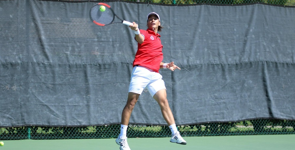 Men's Tennis Wins Second Straight in 4-3 Victory Over Lakers