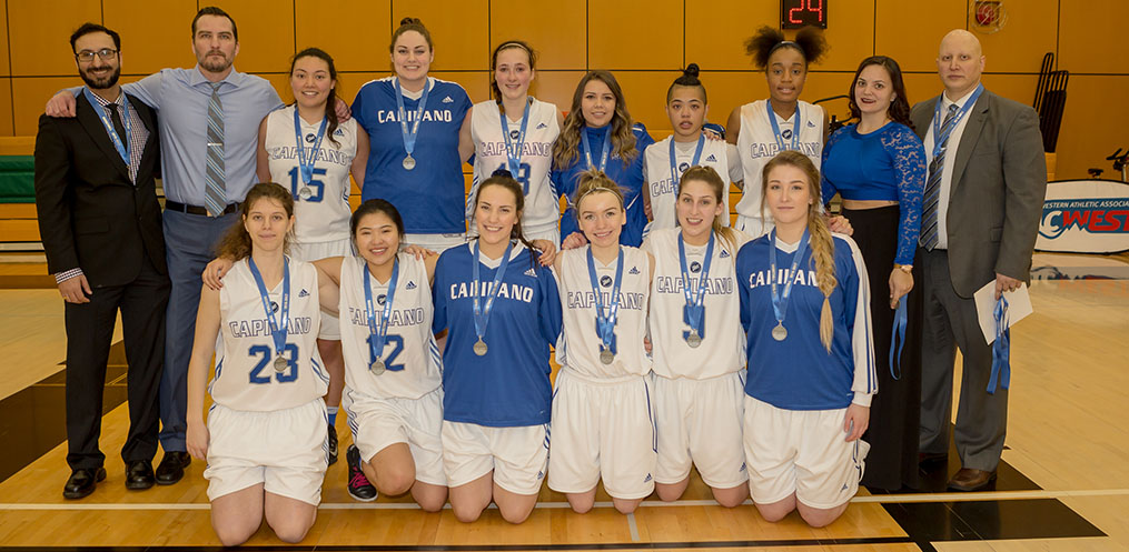 Capilano finishes season with silver medal