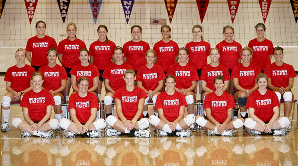 2009 Wittenberg Volleyball