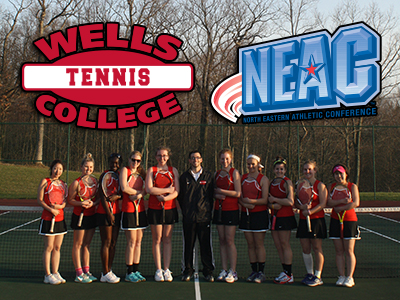 Women's Tennis Earns NEAC West Division Playoff Berth