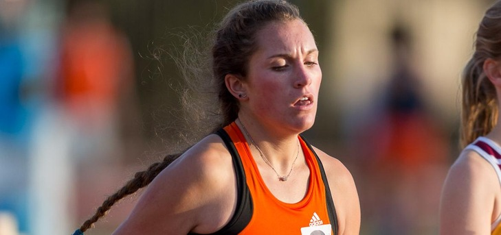 Blumm Wins Steeplechase at SCIAC 3