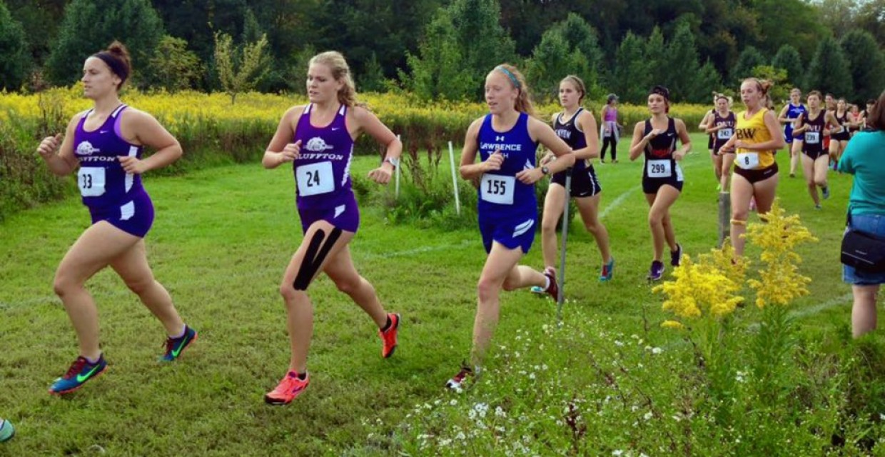 2013 Women's Cross Country - Lawrence Technological University