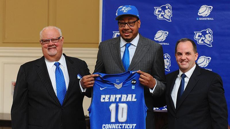 Donyell Marshall Named Central Connecticut Men's Basketball Head Coach