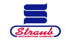 Straub Distributing logo