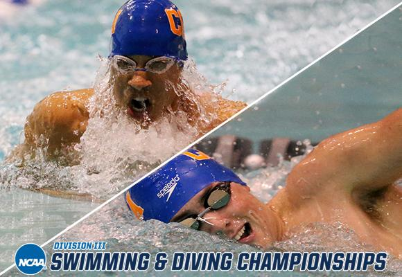 Sodemann and Rowe Set to Compete at NCAA Championship