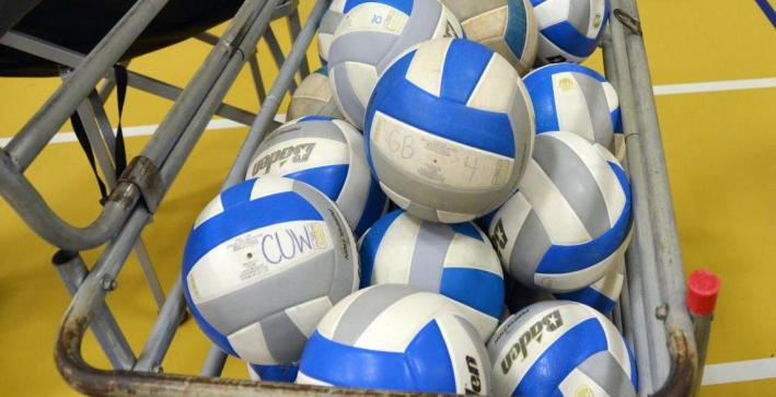 Volleyball competes against Wisconsin Lutheran in spring competition date