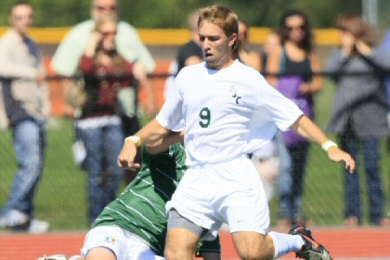 Anderson's Penalty Kick Goal Leads Rams in Double OT Thriller