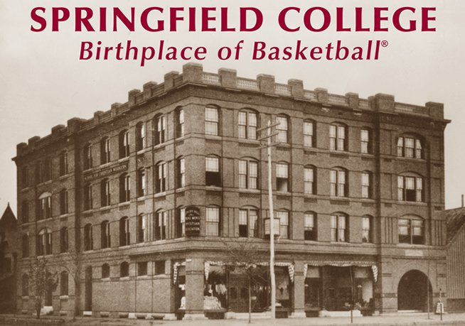 the birthplace of basketball springfield college athletics original 13 rules of basketball