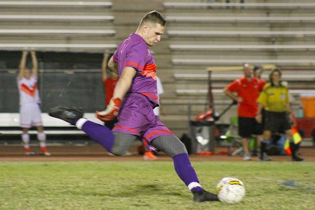 Lone Goal All Mesa Needs in Win at Glendale