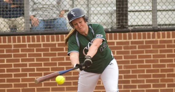 GC Softball Rebounds to Split Pair with Francis Marion