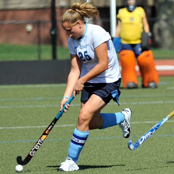 Field Hockey Buries Babson With Second Half Explosion