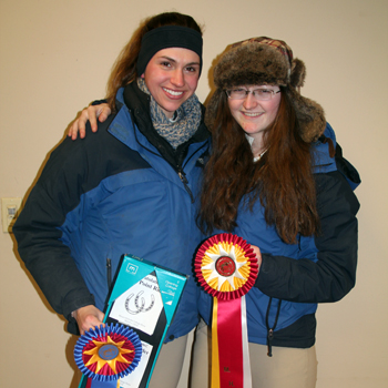 Riding Captures Victory at Home Show