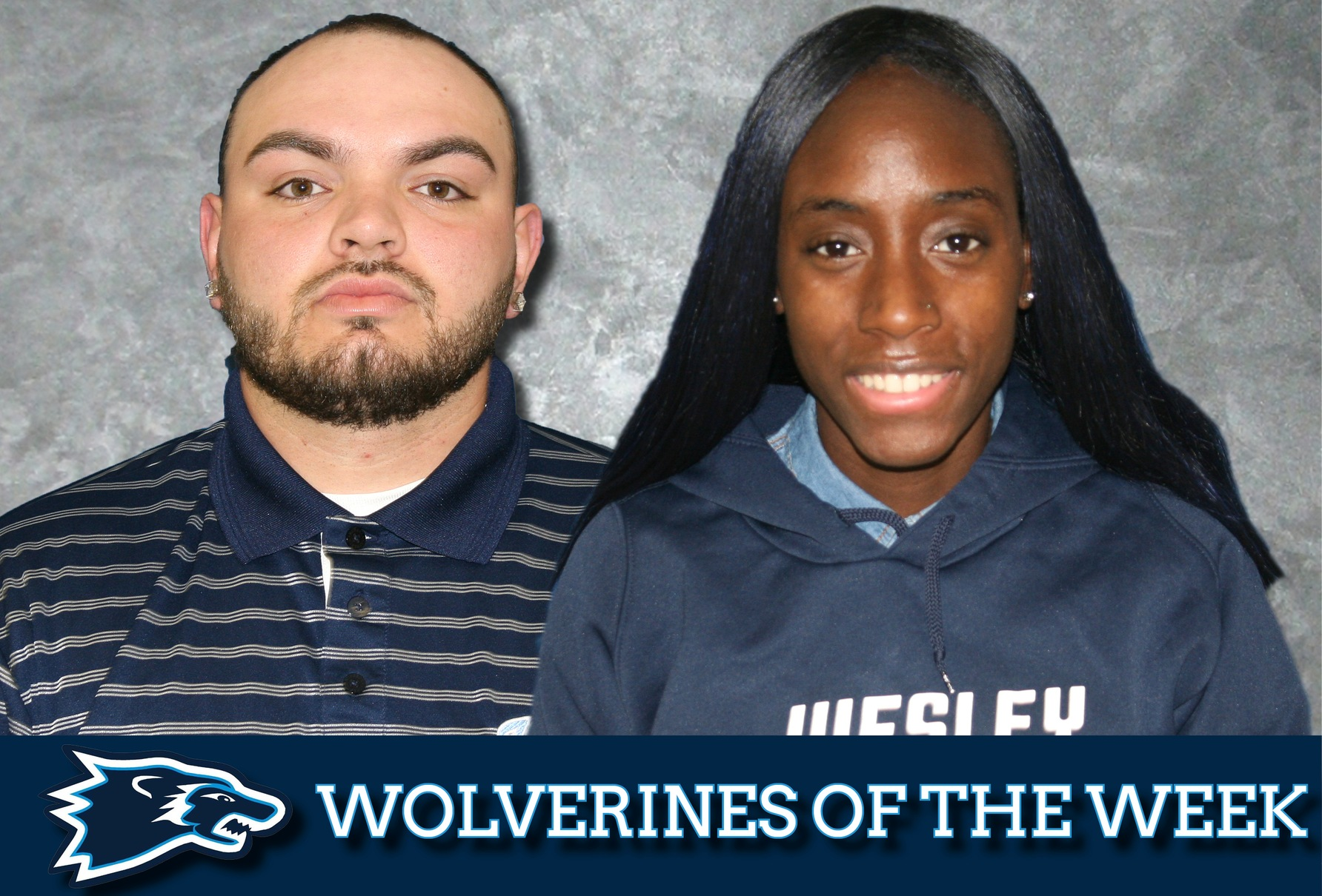 Seibert, Streeter named Wolverines of the Week