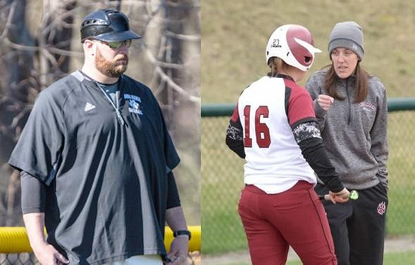 Korp and Marsh Step Down as Softball and Baseball Coaches