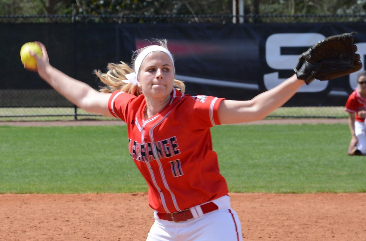 Softball: Panthers gain split of doubleheader at Piedmont with 11-6 second game win