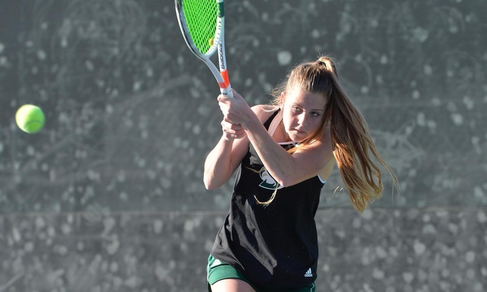 WOMEN'S TENNIS BEATS WEBER STATE, 4-3, ON THE ROAD IN UTAH