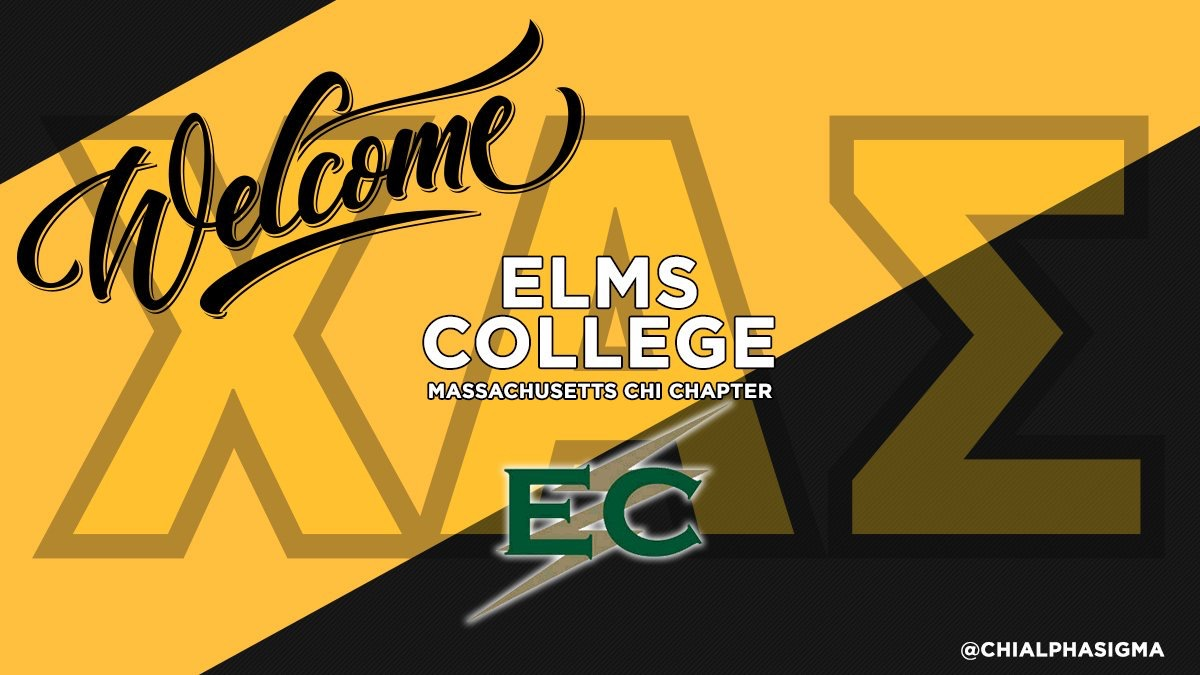 Elms College Designated As Chi Alpha Sigma Chapter