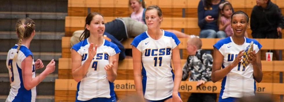 Gauchos Hit the Road for Final 2 Big West Games