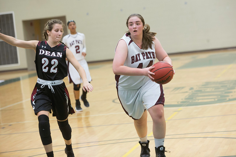 Bay Path Falls to Local NECC Rivals Elms 74-53