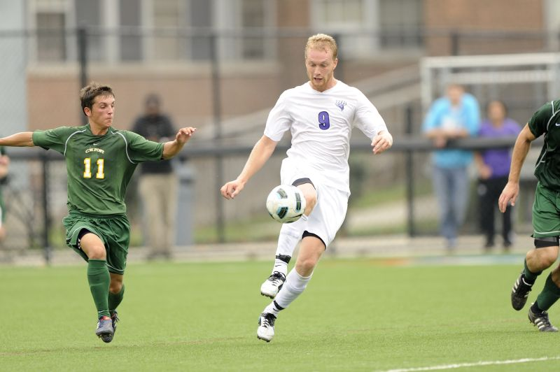 Men's Soccer Opens 2012 ECC Schedule With 2-0 Win At NYIT ...