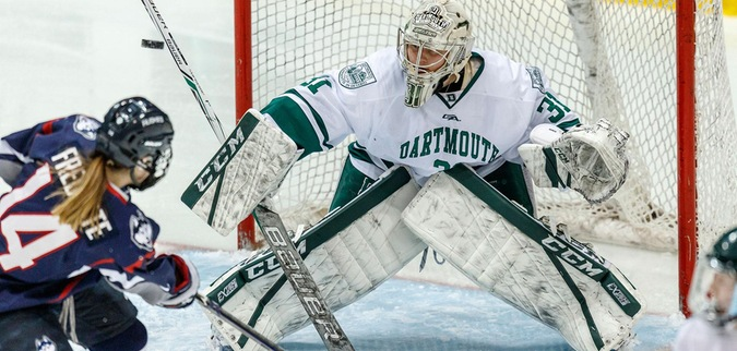 Big Green Fall to No. 9 Colgate to Start the Weekend