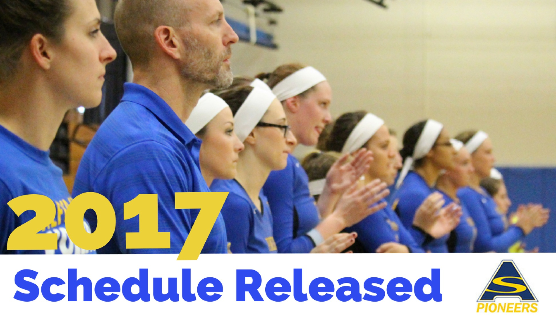 Volleyball Team Announces 2017 Schedule