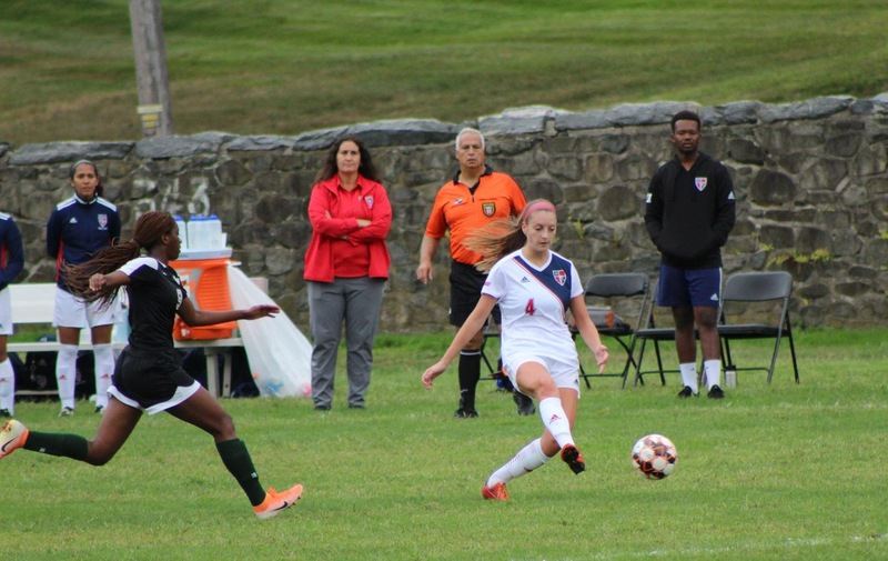 Women's Soccer Upended by Daemen College on the Road