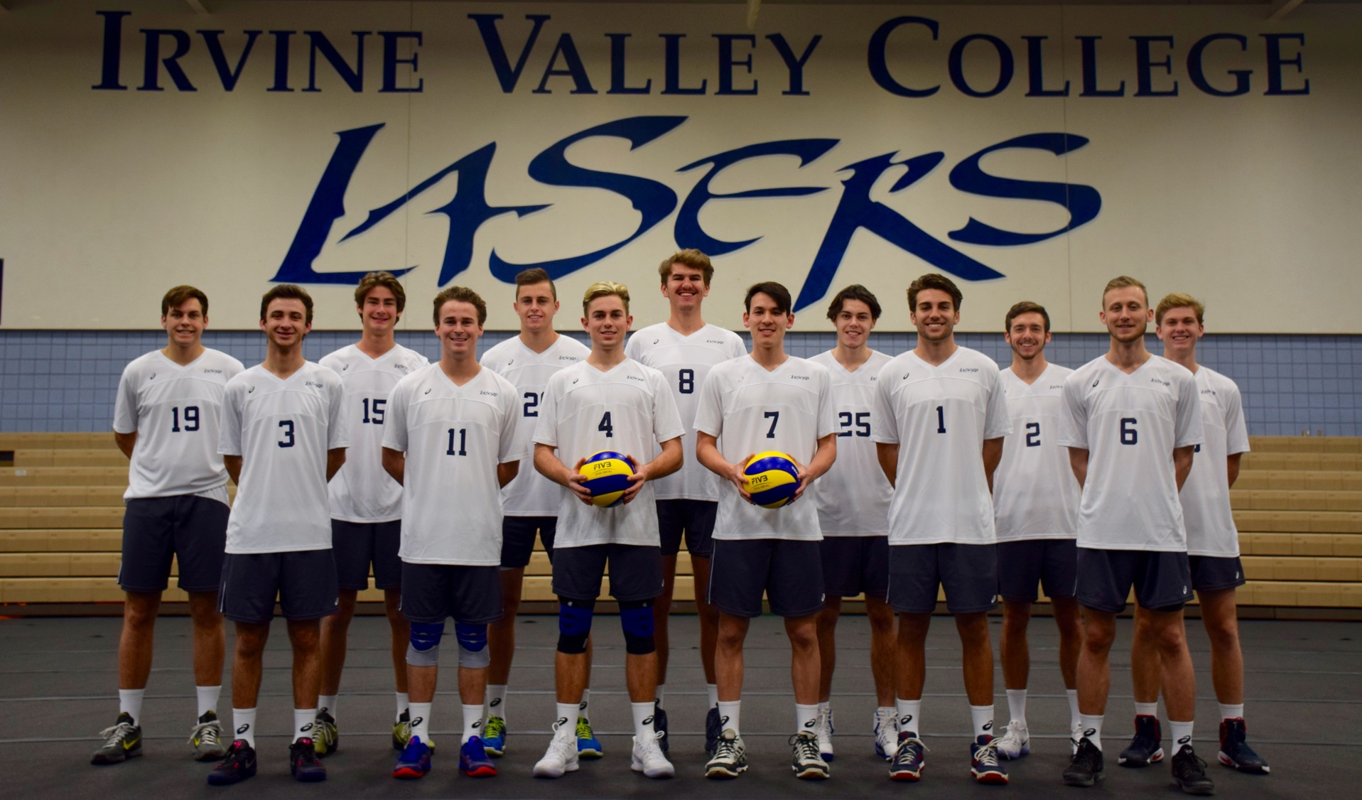 Men's volleyball team has impressive results at OCC quad