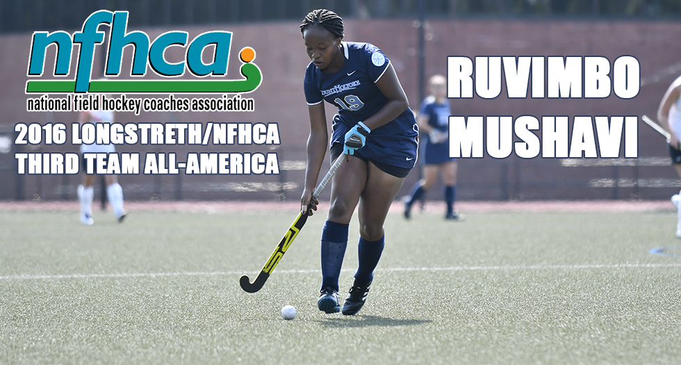 Ruvimbo Mushavi Named to NFHCA Division III All-America Third Team