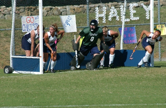 UMW Field Hockey Falls to #2 Salisbury, 3-0