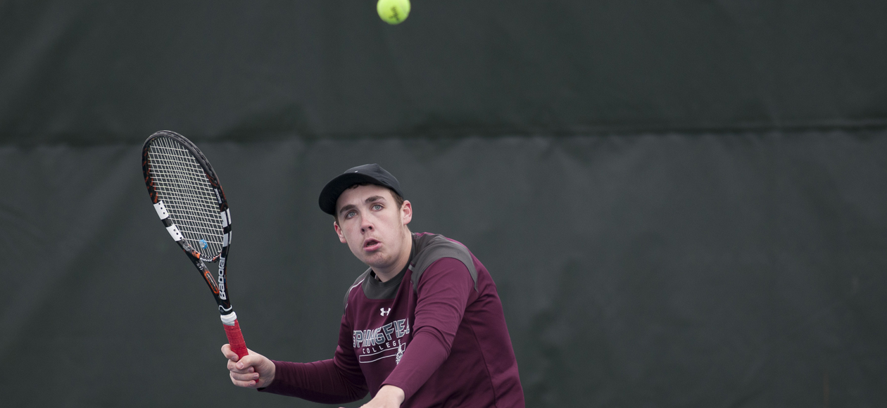 Men's Tennis Kicks Off 2016 Season at Nichols Invitational