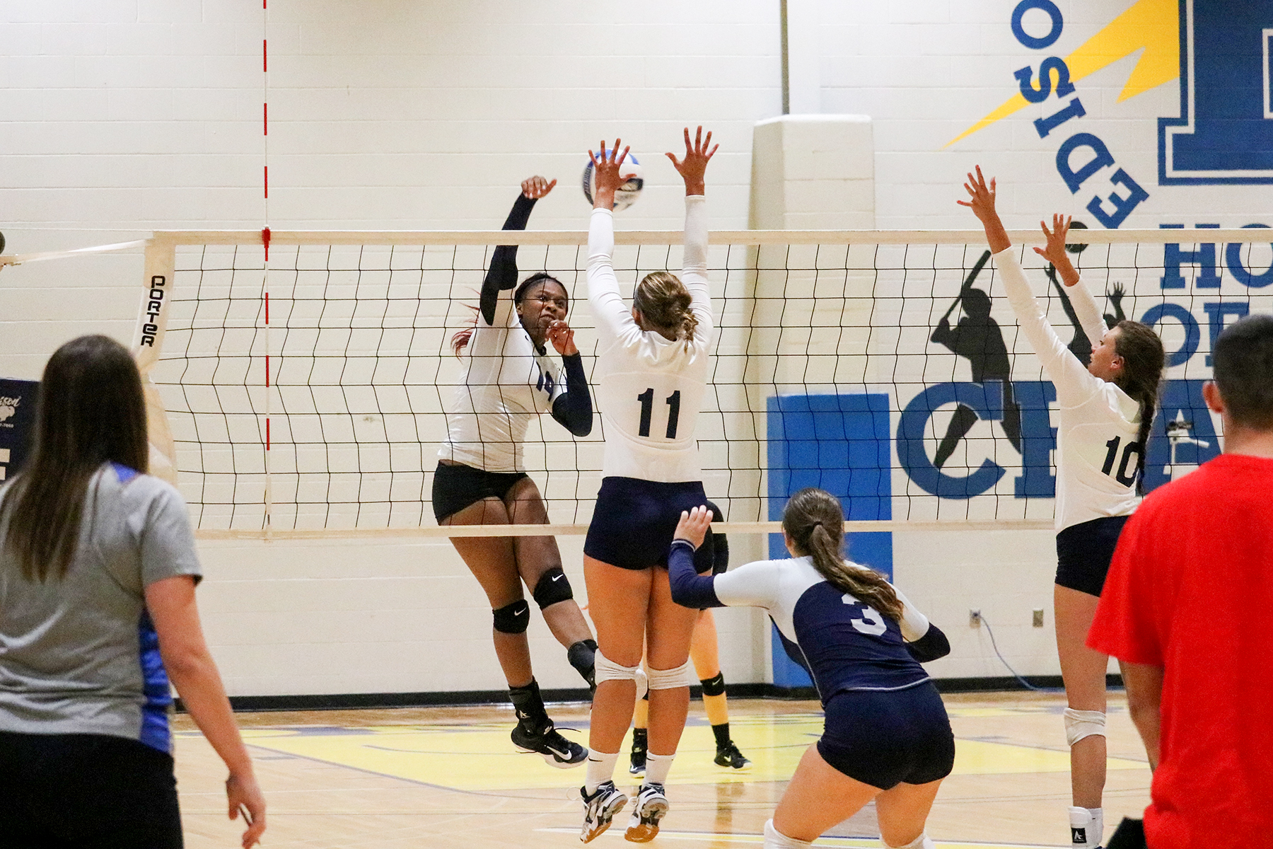 Lady Chargers Defeat Clark State in Conference Matchup