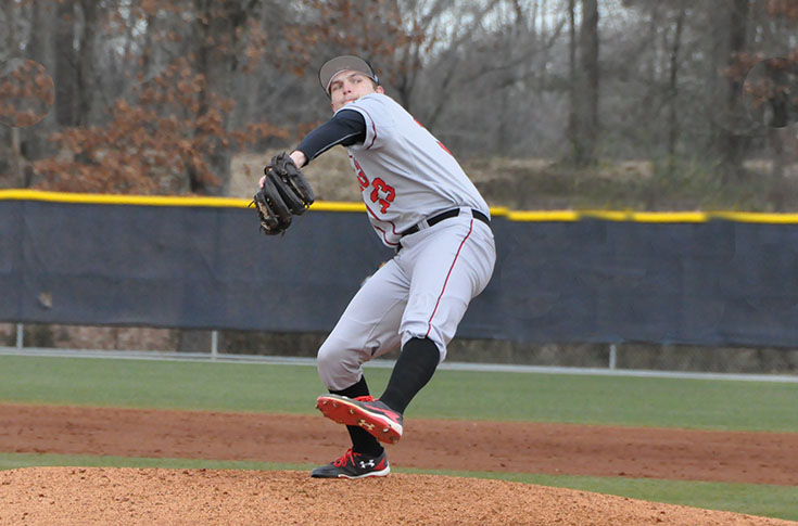 Baseball: Panthers turn back Averett 7-3 for fourth straight USA South win
