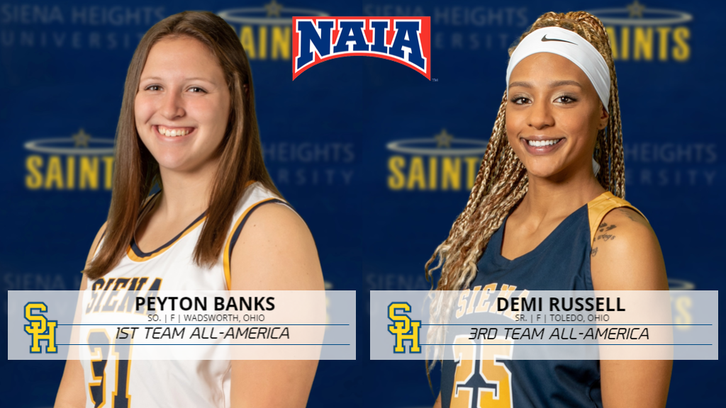 Peyton Banks Earns First Team All-America, Demi Russell Named To Third Team